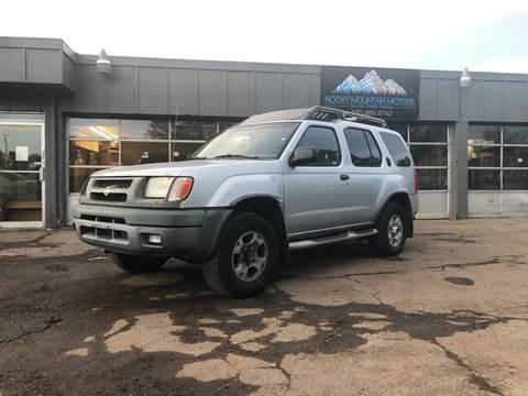 Used 2000 Nissan Xterra For Sale Carsforsale Com