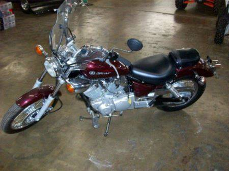 2008 Yamaha V-Star for sale in Odin, IL