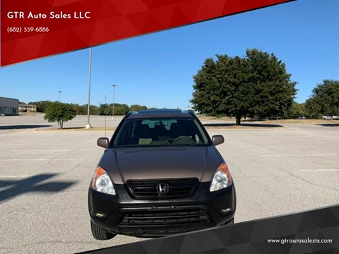 2003 Honda CR-V for sale in Haltom City, TX