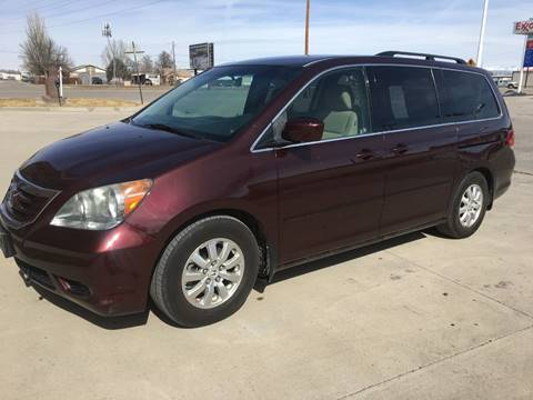 2009 Honda Odyssey for sale in Worland, WY