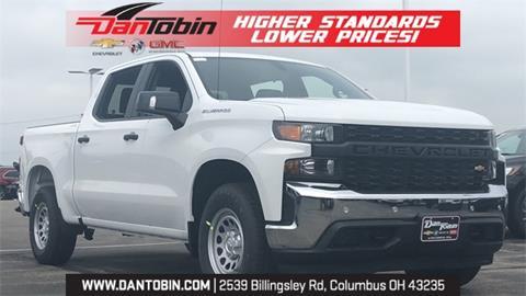 2019 Chevrolet Silverado 1500 for sale in Columbus, OH