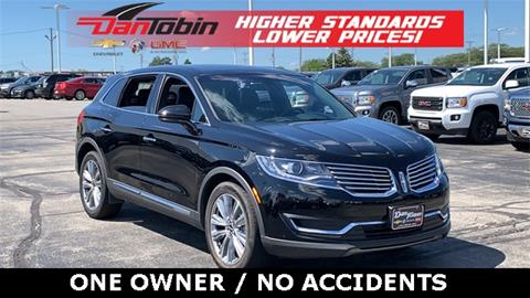 2018 Lincoln MKX for sale in Columbus, OH