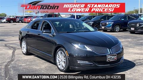 2014 Lincoln MKZ Hybrid for sale in Columbus, OH
