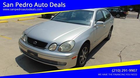 2000 Lexus Gs 300 For Sale In San Antonio Tx