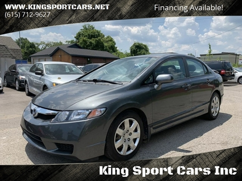 2011 Honda Civic for sale in Madison, TN