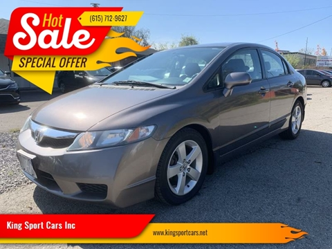 2009 Honda Civic for sale in Madison, TN