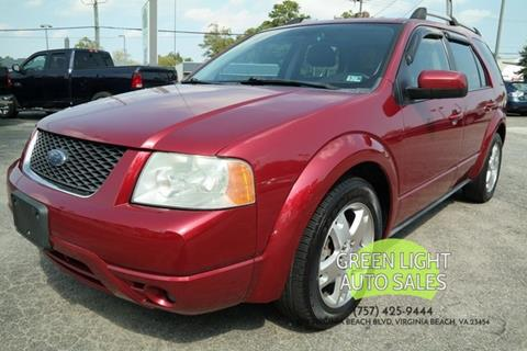 2007 Ford Freestyle for sale in Virginia Beach, VA