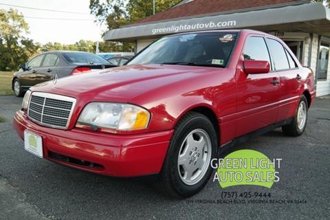 1996 Mercedes-Benz C-Class for sale in Virginia Beach, VA