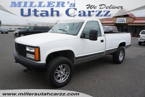 1990 GMC Sierra 2500 for sale in Logan, UT