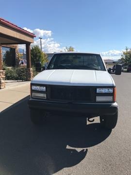 1990 GMC Sierra 2500