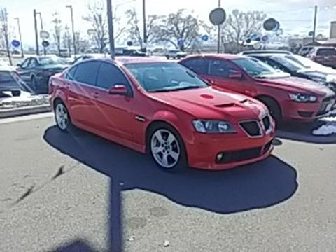 2008 Pontiac G8 for sale in Logan, UT