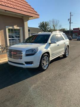 2014 GMC Acadia for sale in Waycross, GA