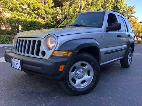 2007 Jeep Liberty for sale in San Jose, CA
