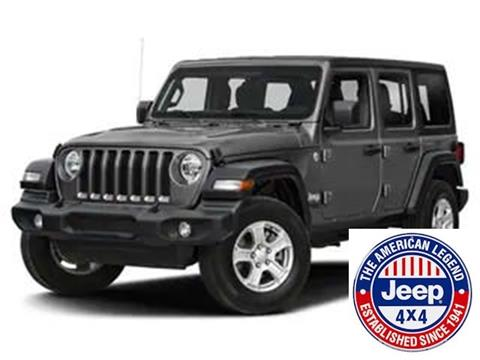 2019 Jeep Wrangler Unlimited for sale in Jacksonville, NC