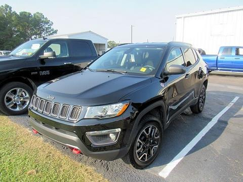 2019 Jeep Compass for sale in Jacksonville, NC