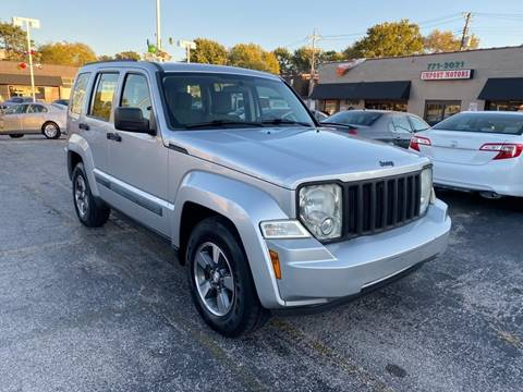 2008 Jeep Liberty for sale in Saint Louis, MO