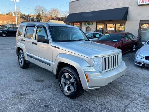 2008 Jeep Liberty For Sale >> Used 2008 Jeep Liberty For Sale In Missouri Carsforsale Com