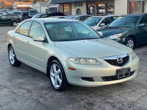 2005 Mazda MAZDA6 i for sale at IMPORT Motors in Saint Louis MO