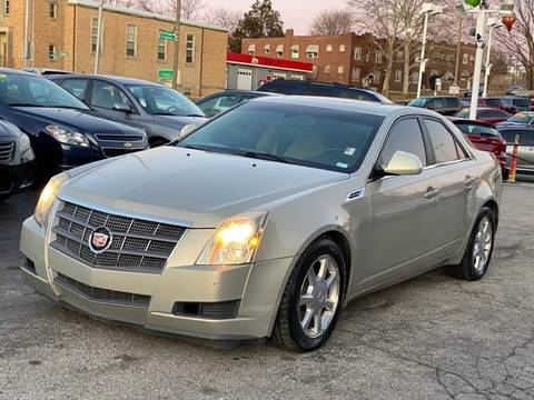 2009 Cadillac CTS 3.6L V6 for sale at IMPORT Motors in Saint Louis MO