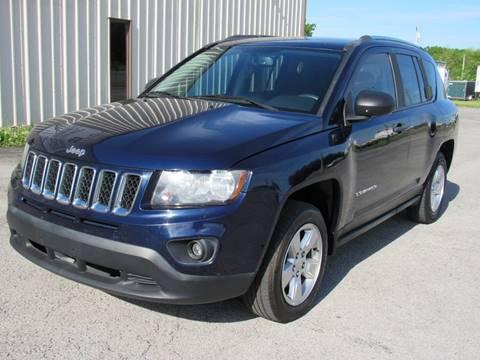 2014 Jeep Compass for sale in Fort Oglethorpe, GA