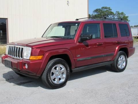 2007 Jeep Commander for sale in Fort Oglethorpe, GA