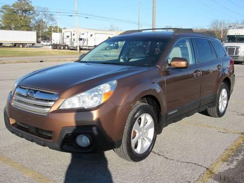 2013 Subaru Outback for sale in Fort Oglethorpe, GA