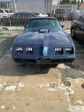 1980 Pontiac Trans Am for sale in Burbank, CA