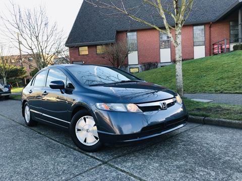 2008 Honda Civic for sale in Seattle, WA