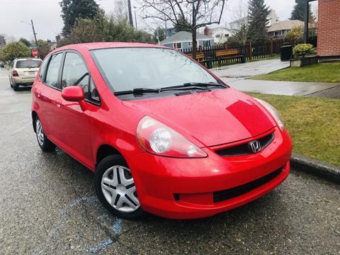 2008 Honda Fit for sale in Seattle, WA