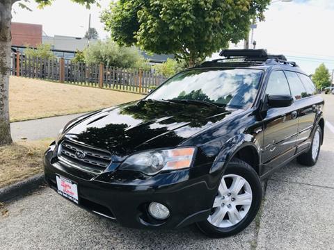 2005 Subaru Outback for sale in Seattle, WA