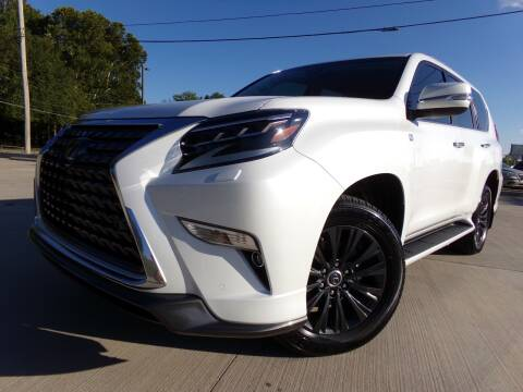 2020 Lexus GX 460 for sale at Calvary Motors, Inc. in Bixby OK