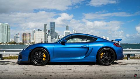 2016 Porsche Cayman for sale in Miami, FL