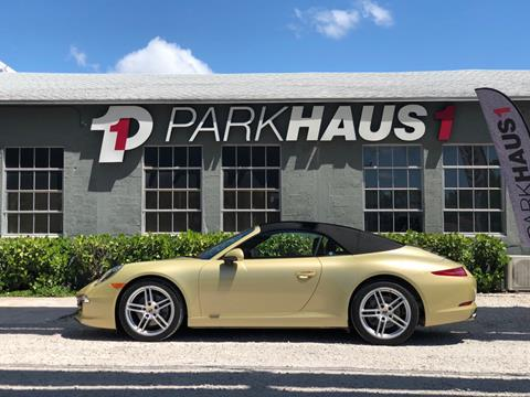2014 Porsche 911 for sale in Miami, FL