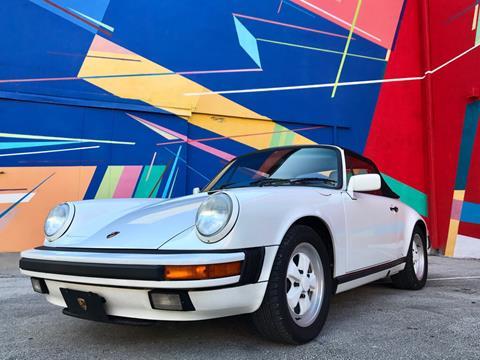 1988 Porsche 911 for sale in Miami, FL