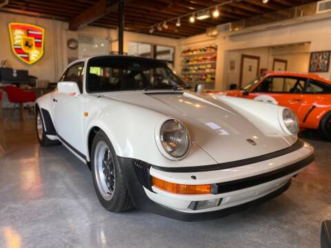 1984 Porsche 911 Carrera for sale at PARKHAUS1 in Miami FL