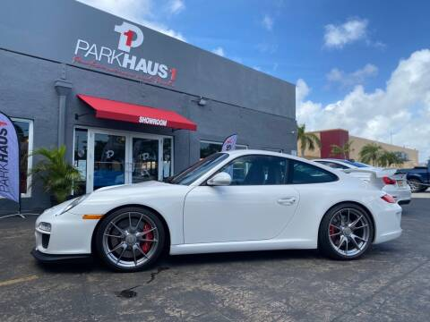 2010 Porsche 911 GT3 for sale at PARKHAUS1 in Miami FL