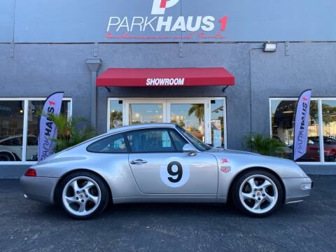 1997 Porsche 911 Carrera for sale at PARKHAUS1 in Miami FL