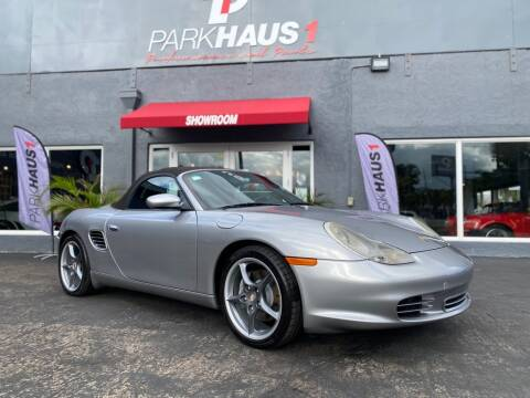 2004 Porsche Boxster S for sale at PARKHAUS1 in Miami FL