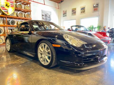 2004 Porsche 911 GT3 for sale at PARKHAUS1 in Miami FL