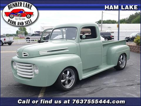 1950 Ford F-100 for sale in Elk River, MN