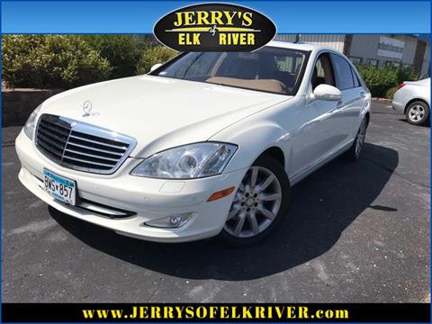 2008 Mercedes Benz S Class For Sale In Elk River Mn
