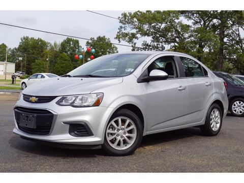 2017 Chevrolet Sonic for sale in Pearl, MS