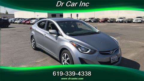 2016 Hyundai Elantra For Sale In San Diego Ca