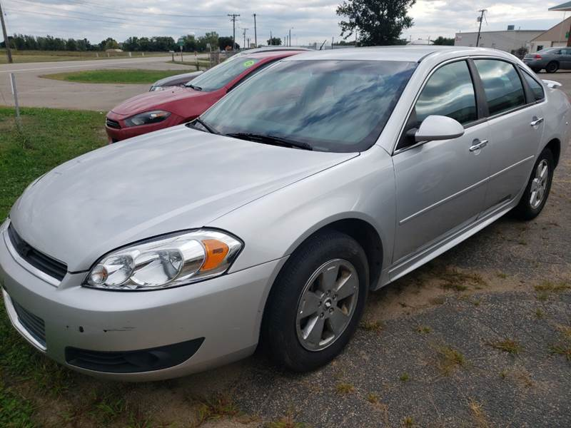 2011 Chevrolet Impala for sale at A+ Family Auto in Marshall MI