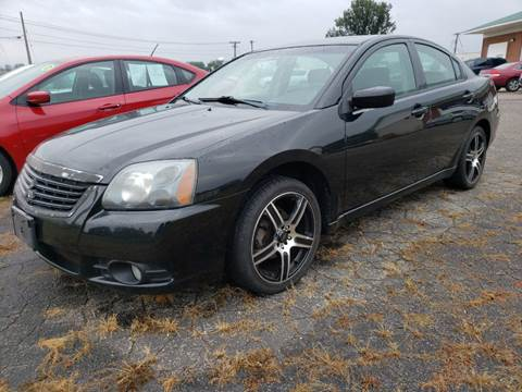 2009 Mitsubishi Galant for sale at A+ Family Auto in Marshall MI