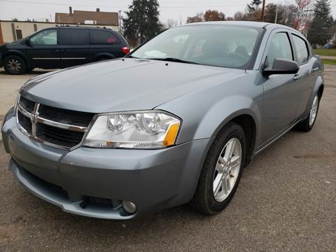 2009 Dodge Avenger for sale at A+ Family Auto in Marshall MI