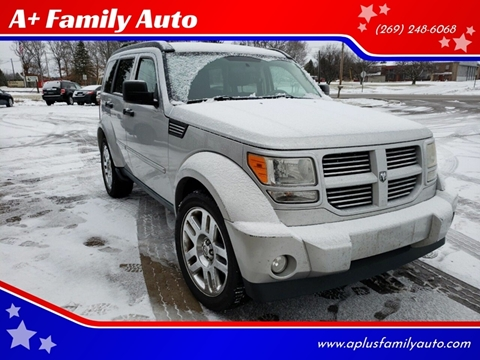 2011 Dodge Nitro for sale at A+ Family Auto in Marshall MI