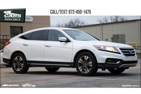 2013 Honda Crosstour for sale in Denton, TX