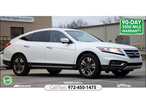 2013 Honda Crosstour for sale in Denton, TX