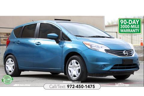 2015 Nissan Versa Note for sale in Denton, TX